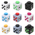 Fidget Cube Vinyl Desk Toy Squeeze Fun Stress Reliever Anti Irritability Juguet Dice Cube Box for