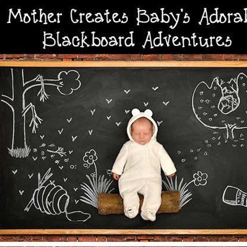 Гаджет  60x200cm Chalk Board Blackboard Stickers Removable Vinyl Draw Decor Mural Decals Art Chalkboard Wall Sticker For Kids Rooms None Дом и Сад
