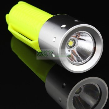CREE XM-L T6 LED 1000 Lumen Diving Flashlight
