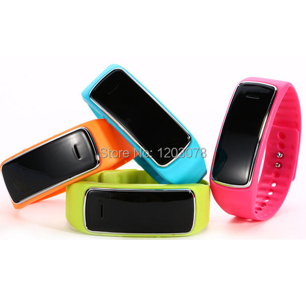 HX-D3 vibrating time display answer call music player micro phone speaker Hands-free Anti-lost Smart Bracelet Bluetooth Watch(China (Mainland))