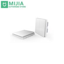 Buy Xiaomi Aqara Smart Home Smart Light Control ZiGBee Wireless Key Wall Switch Via Smarphone APP Remote Mijia APP for $27.35 in AliExpress store