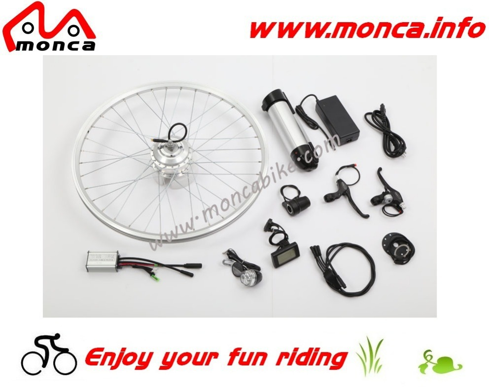 Bike Parts Cheap W Brushless Motor E BIke