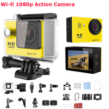"Buy Video Camera SJ 4000 N9 1080P HD Action Camera 2.0"" LCD Wifi Sport DV Photo Riding Photography 12MP Waterproof Mini Camcorder for $46.64 in AliExpress store"