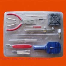 16 Piece PC Watch Repair Tool Kit Set Pin Strap Remover