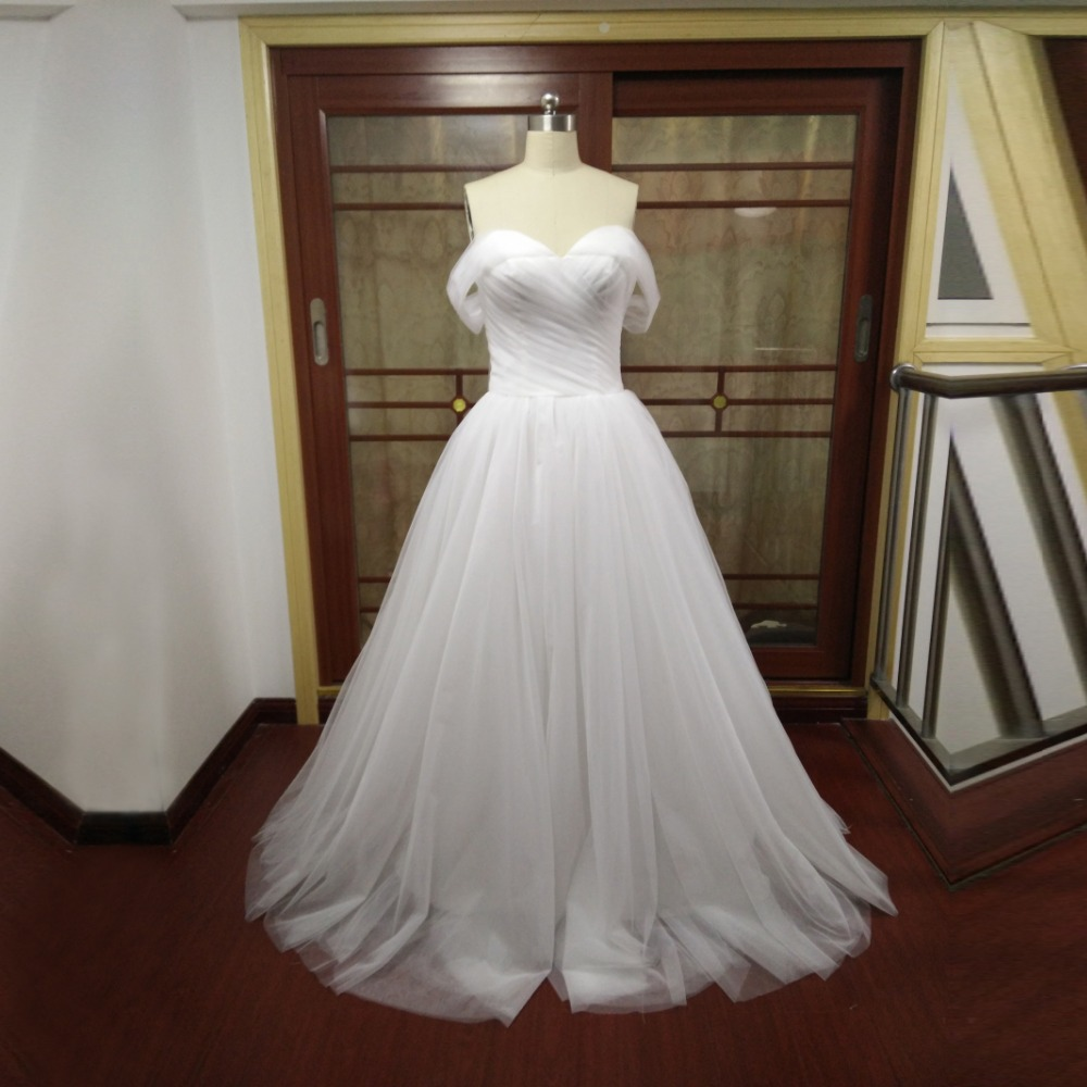 DMA298 vestido de noiva Actual Photos Sweetheart Wedding Gowns Real Sample Vintage Elegant Beautiful Wedding Dresses 2016(China (Mainland))