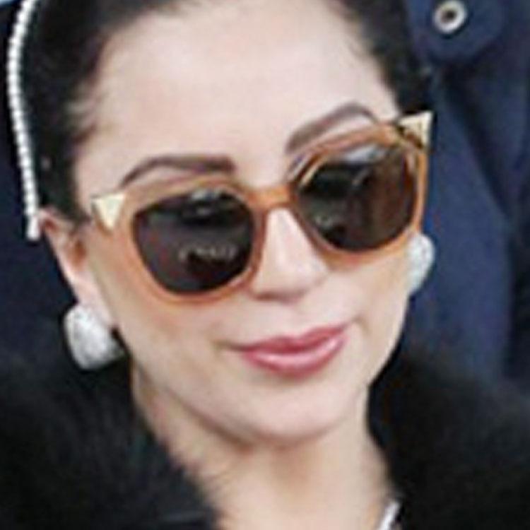 A220 2015 new fashion tide models sunglasses personalized cat sharp curve flash diamond pin sunglasses modern nightclub(China (Mainland))