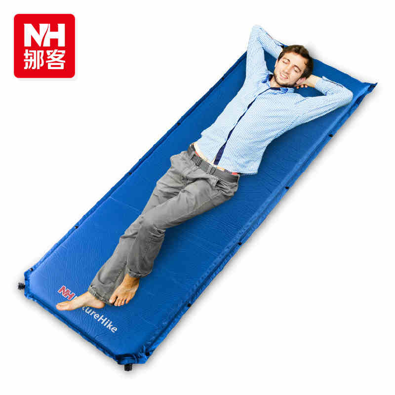thickening automatic inflatable cushion moisture-proof splicing pad outdoor camping mat- NatureHike<br><br>Aliexpress