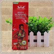 Export chili to reduce weight, the english-language cream   body   slimming   new  3D  Massage cream   200 ml    free  shipping