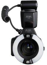 Buy Brand Viltrox JY-670N Camera Macro Close-Up TTL Ring Flash Speedlite Nikon D3200 D3300 D5200 D5500 D7200 D800 D700 D90 DSLR for $88.32 in AliExpress store