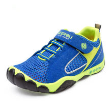 Genuine Leather Children Shoes for Boys 2016 Spring Summer Waterproof Boys Child Sport Shoes Breathable Casual Sneakers Trainers(China (Mainland))