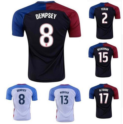 usa soccer jersey(China (Mainland))
