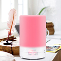 2017 Mini Car Aromatherapy Diffuser Ultrasonic Humidifier LED Night Light Carve Air Humidifier Air Aroma Diffuser