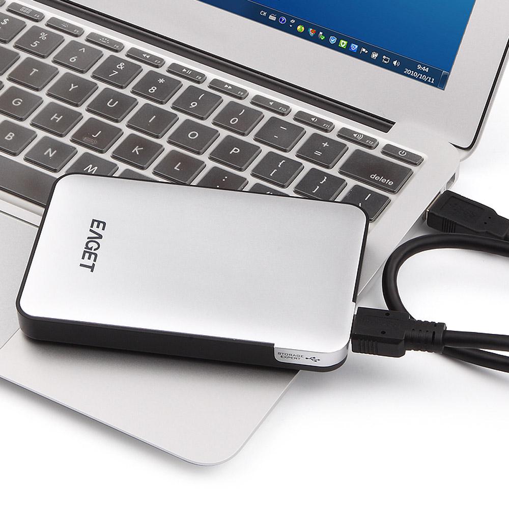 "EAGET G30 2.5"" USB3.0 2TB 1TB 500G HDD External Hard Drives Portable Mobile Hard Disk for Desktop Laptop Encryption High Speed(China (Mainland))"