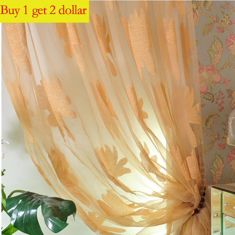 Curtains For Living Room Blackout Bedroom Curtains Window Curtain Embroidered Pastoral Style Floral Drapes Decoration CurtainX05(China (Mainland))