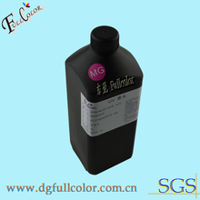 Free shipping LED UV ink UV curable ink for epson 7800 flatbed printer 9color/set