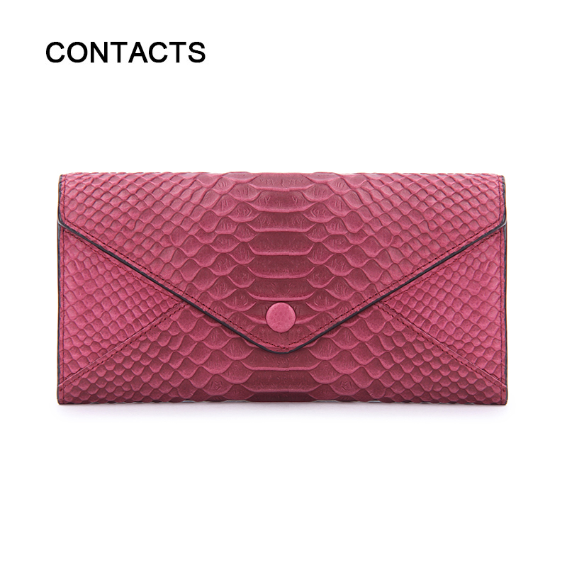 2016 New Genuine Leather Women's Wallets Luxury Long Designer Clutch Women's Purse Ladies Card Holder Money Carteras Wallets(China (Mainland))