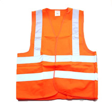 Chaleco Reflective Safety Vest driving traffic vest  spring and summer must-night warning(China (Mainland))