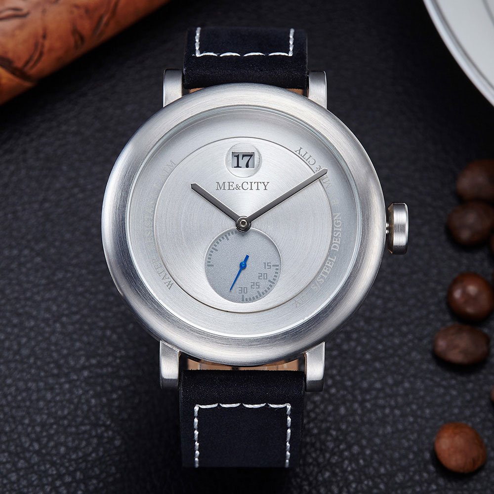 Top high quality luxury men minimalism simple full stainless steel casual dress business quartz  relojes waterproof sports watch<br><br>Aliexpress