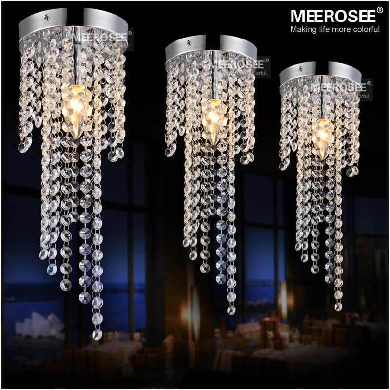 Small Crystal Ceiling Light  Crystal Lustres Lamp 6 Inch Light Stair Crystal Lighting  Aisle Porch Corridor Light  1 piece<br><br>Aliexpress
