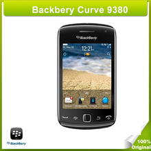 Original BlackBerry Curve 9380 Unlocked Mobile Phone 3.2inches 3G Smartphone 5MPCamera Quad-Band GPS WIFI