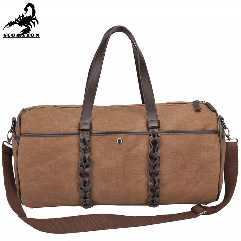 Military Duffle Bag Men Outdoor Canvas Military Traveling Bags Hiking Big Size Sport Casual Military Canvas Duffle Bag Unisex(China (Mainland))