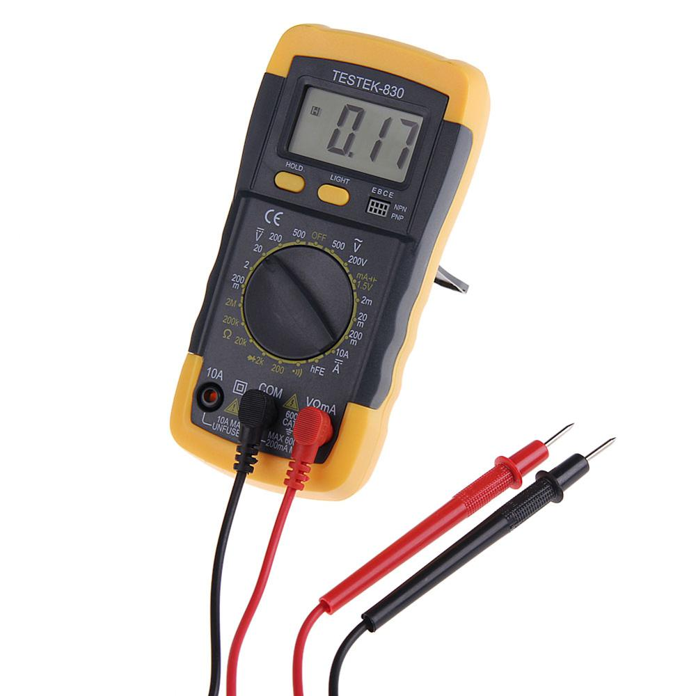 Who Makes Digital Multimeters : Electrical multimeter reviews online shopping
