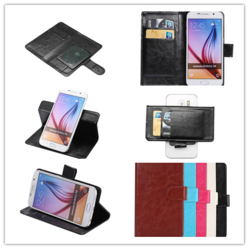 New Design Fashion 360 Rotation Ultra Thin Flip PU Leather Phone Cases For BQ BQS-4707 Montreal(China (Mainland))