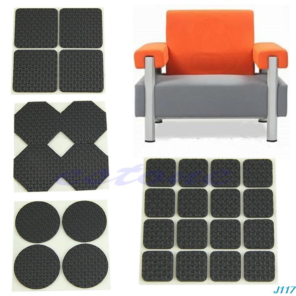 furniture floor scratch protector pads self adhesive desk tables chair