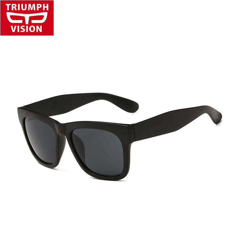 Retro Wayfarer Sunglasses Men Male Oversize Multicolor Sun Glasses Men Eyewear Vintage 2015 Brand Oculos de