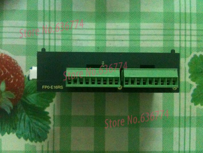 Фотография New Stock offer PLC control module F-P0 E8X-A
