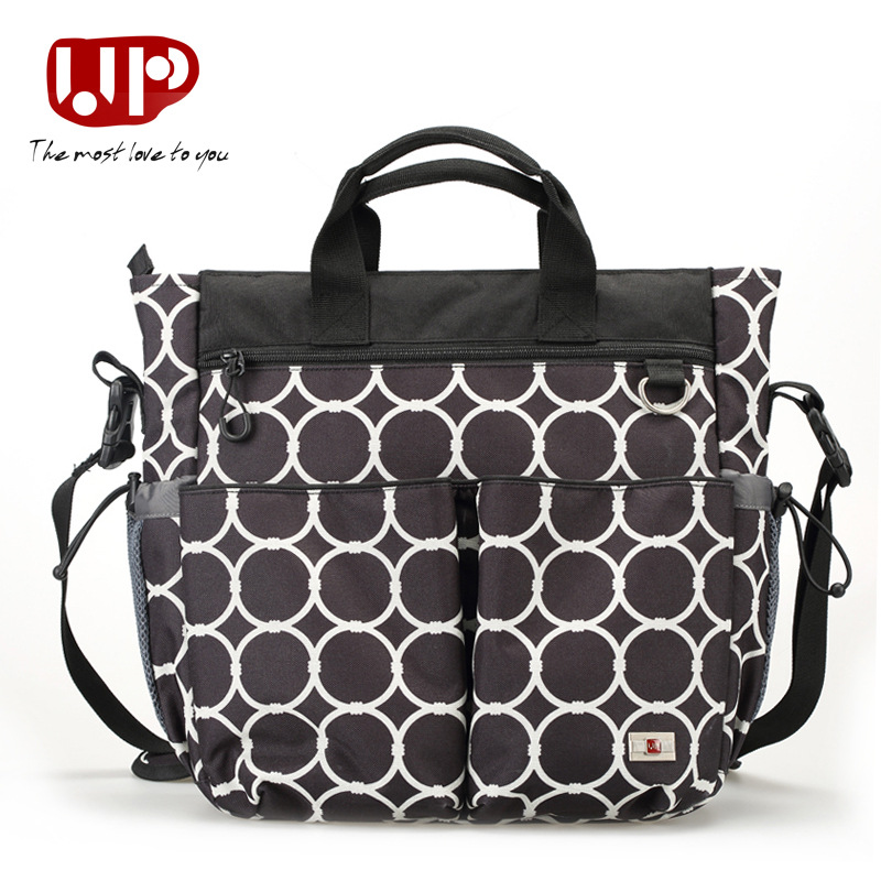 of UP large capacity mummy bag multifunctional mother backpack bag manufacturers supply maternal pregnant women<br><br>Aliexpress