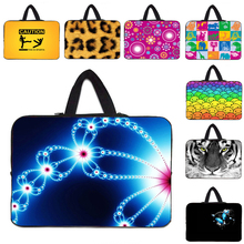 Buy w,hide handle soft neoprene shockproof bag computer accessories 7 10 12 13 14 15 17 inch laptop notebook pc sleeve zipper cases for $6.73 in AliExpress store