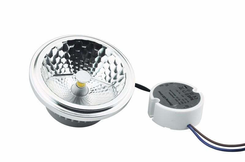 EXTERNAL DRIVER LED AR111 SPOTLIGHT (2)