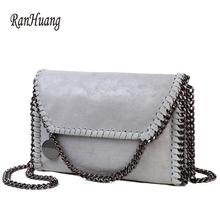 Buy RanHuang Women Messenger Bags Women Fashion Chains Shoulder Bags Women's PU Leather Handbags Small Shoulder Bags bolsas feminina for $20.60 in AliExpress store