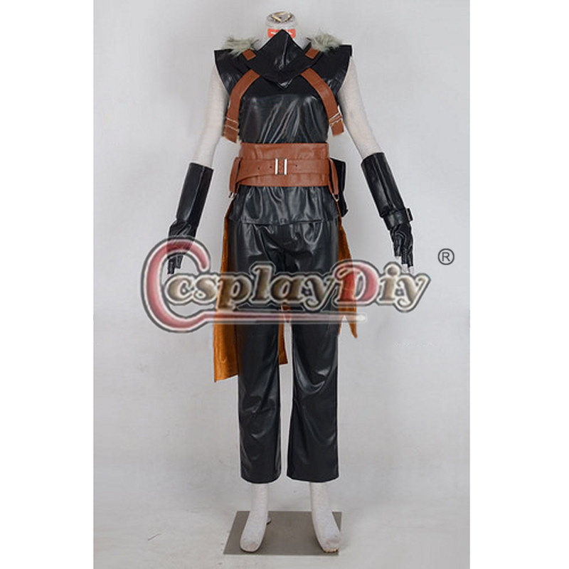 Hawke Cosplay Costume From Dragon Age Adult's Halloween Outfit Custom Made D0901