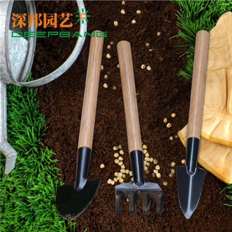 Shenbang садоводство садовые инструменты, грабли трехрядные усиленные хорошим помощником мини цветоводства лопату лопатой