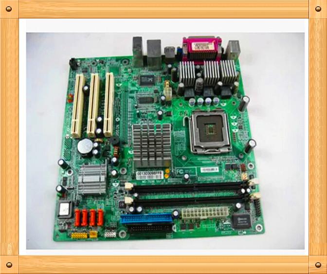 Free shipping Used Lenovo L-I915M original disassemble motherboard MS-7036(China (Mainland))