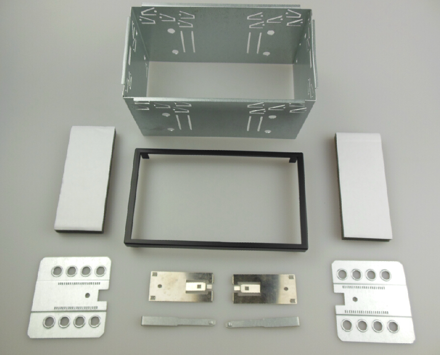 UNIVERSAL DOUBLE DIN STEREO MOUNTING
