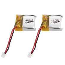 3.7V 100mAh Spare Battery for RC Cheerson CX-10 Quadcopter 8Q8F