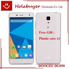 Original Doogee Hitman DG850 MTK6582 Quad Core 1GB+16GB 5 Inch IPS 1280X720p Screen 13MP Camera Android4.4 GPS WCDMA Smartphone(China (Mainland))