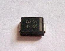 Ss34 smd diodes 1n5822 in42patients