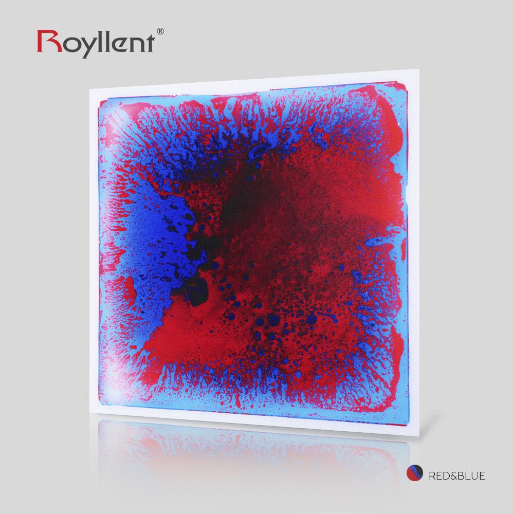 2016 Royllent mixed color parquet vinyl liquid floor tiles beautiful and elegant home improvement  <br><br>Aliexpress