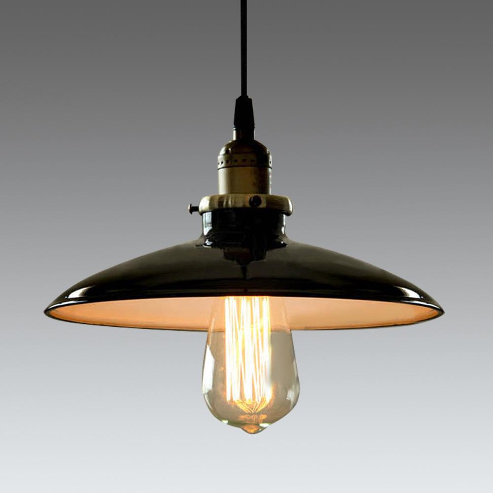 Vintage Loft Edison Pendant Lights Northern Europe Retro Classic Industry Pendant Lamps For Living Room, Restaurant, Bar
