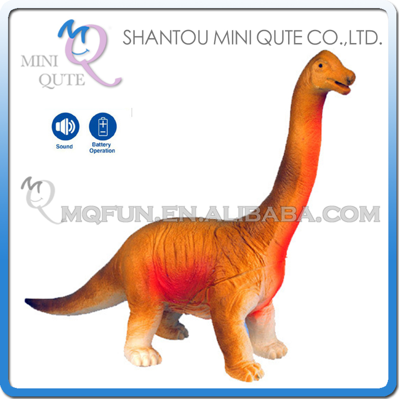 Здесь можно купить  5pcs/lot Mini Qute 52 cm plastic Godzilla Jurassic Park robot sound electronic dragon Dinosaur Brachiosaurus model toy NO.004  Игрушки и Хобби