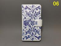 10 видов шаблон цветок флаг дизайн флип Чехол для samsung galaxy grand нео i9060 сотовый телефон дело
