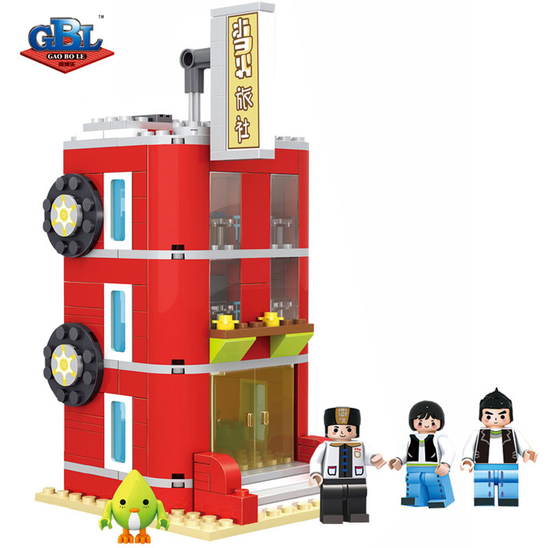 Best Building Toys For Girls : Gbl city house models building blocks original brand