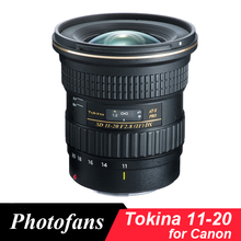 Buy Tokina 11-20mm f/2.8 AT-X 11-20 PRO DX Lens Canon 650D 700D 60D 70D 7D T3i T5i for $585.00 in AliExpress store