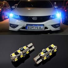 Car  T10 w5w 24SMD 2835 LED Width Lamp light for Volkswagen vw Golf 5 6  GTI Passat b5 B6  MK5 MK6(China (Mainland))