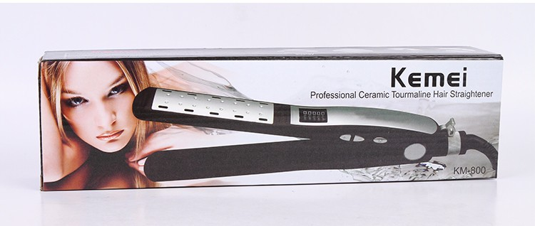 KM-800 Hair straightener (9)