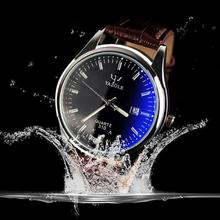 Splendid Watches Men Luxury Top Brand YAZOLE Fashion Blue Ray Glass Relojes Quartz Analog Masculine Clock Hour Watches Men